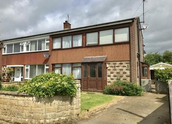 Thumbnail 3 bed semi-detached house for sale in Newcombe Close, Milcombe, Banbury, Oxfordshire