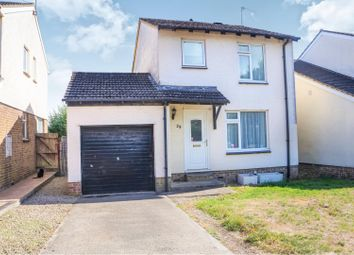 Thumbnail 3 bed detached house for sale in Worsley Road, Swindon