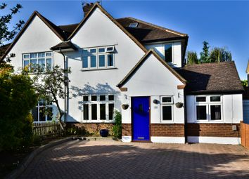 Thumbnail 5 bed semi-detached house for sale in Baldwins Lane, Croxley Green, Rickmansworth, Hertfordshire