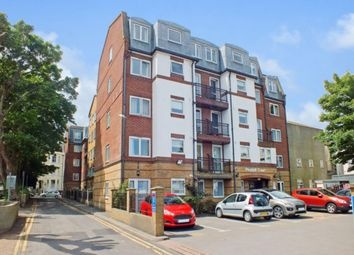 Thumbnail 2 bed flat for sale in Pleydell Gardens, Folkestone