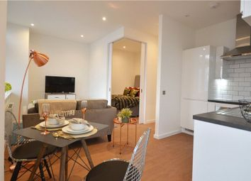 Thumbnail 1 bed flat for sale in Lansdowne Avenue, Slough
