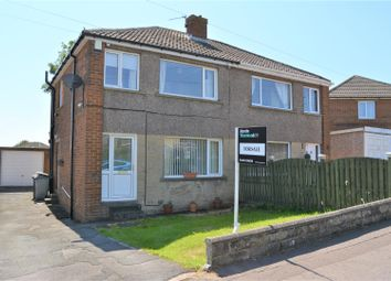 Thumbnail 3 bed semi-detached house for sale in Cowrakes Road, Huddersfield