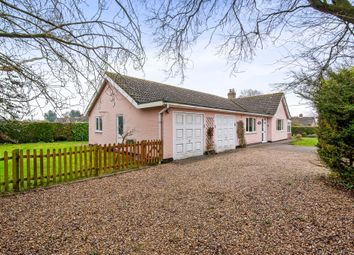 Thumbnail 3 bedroom detached bungalow for sale in The Close, Roydon, Diss