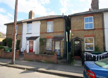 Thumbnail 2 bedroom end terrace house for sale in Farnell Road, Staines, Surrey