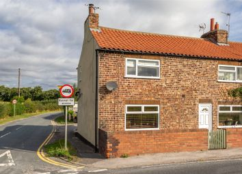 Thumbnail 2 bed end terrace house for sale in Victoria Terrace, North Duffield, Selby