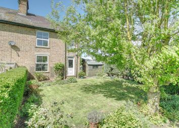 Thumbnail 3 bed end terrace house for sale in 3 Primrose Farm, Sutton Gault, Ely, Cambridgeshire