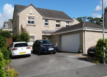 Thumbnail 4 bed detached house for sale in Swan Avenue, Bingley