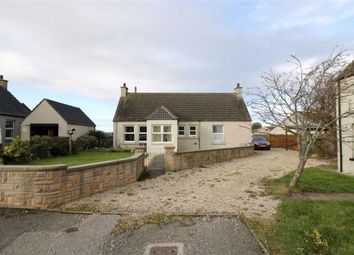 Thumbnail 2 bedroom detached bungalow for sale in Stratheden Place, Garmouth, Fochabers