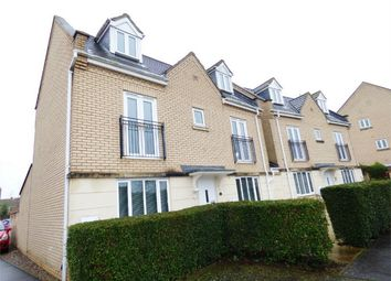 Thumbnail 4 bedroom detached house for sale in Thorley Crescent, Peterborough, Cambridgeshire