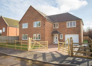 Thumbnail 5 bed detached house for sale in Grove Court, Bierton, Aylesbury