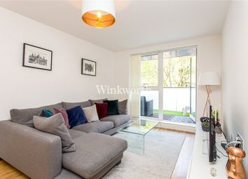 Thumbnail 2 bed flat for sale in Butterfly Court, Bathurst Square, London