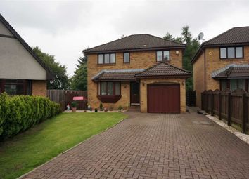 Thumbnail 4 bed detached house for sale in The Links, Cumbernauld, Glasgow