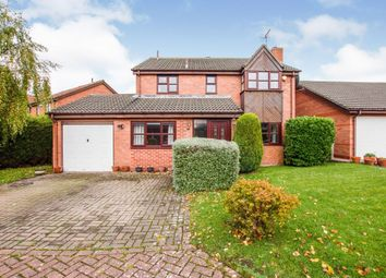 Thumbnail 4 bed detached house for sale in Westwell Court, South Gosforth, Newcastle Upon Tyne