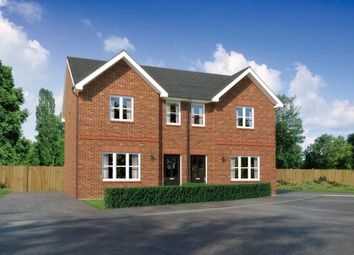 "Thumbnail 3 bed terraced house for sale in ""Argyll"" at Padgbury Lane, Congleton"