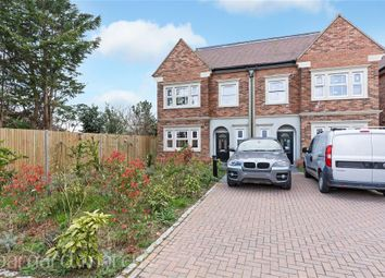 Thumbnail 3 bed semi-detached house to rent in Carmel Close, Cheam, Sutton