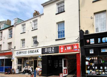 Thumbnail Retail premises for sale in High Street, Ilfracombe