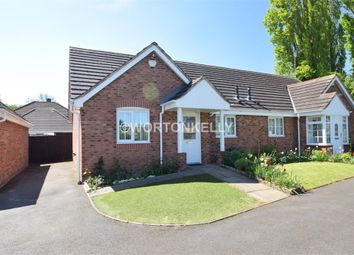 Thumbnail 2 bed semi-detached bungalow to rent in Bedford Road, West Bromwich