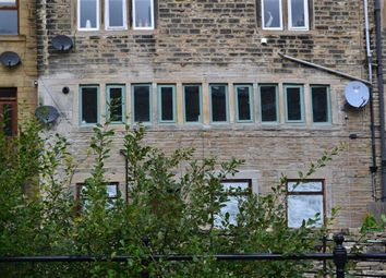 Thumbnail 2 bedroom flat to rent in 9, Woodhead Road, Holmfirth, Holmfirth