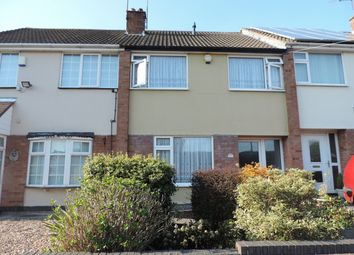 Thumbnail 3 bedroom terraced house to rent in Newton Close, Coventry