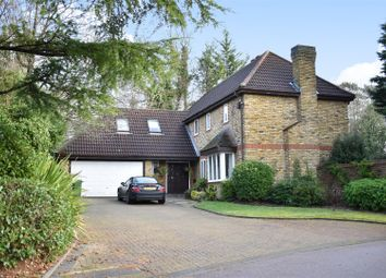 5 bed detached house for sale in Glenheadon Rise, Leatherhead KT22