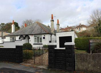 Thumbnail 3 bed semi-detached bungalow for sale in Wolseley Road, Plymouth