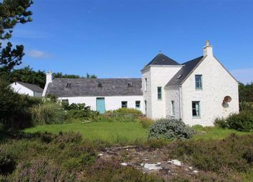 Thumbnail 4 bed detached house for sale in Opinan House, 12, Opinan, Laide, Ross-Shire