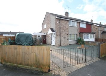 Thumbnail 2 bedroom semi-detached house for sale in Cannock Road, Aylesbury