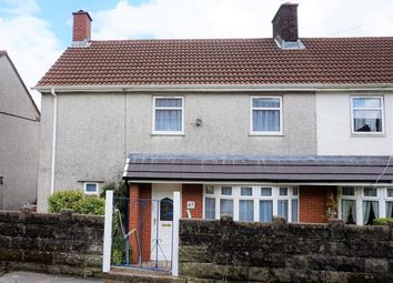 Thumbnail 3 bed semi-detached house for sale in Crwys Terrace, Penlan
