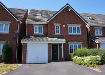 Thumbnail 5 bed detached house for sale in Persian Close, Derby
