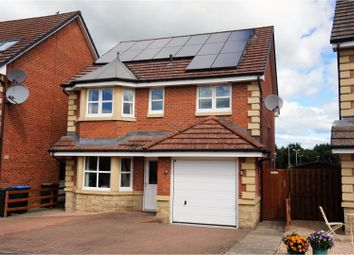 Thumbnail 4 bed detached house for sale in Weir Place, Perth