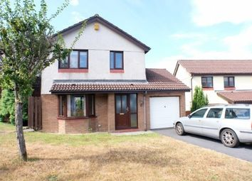 Thumbnail 4 bed detached house to rent in Clos St Teilo, Morriston, Swansea