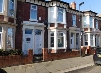 Thumbnail 2 bed flat to rent in Cleveland Aveune, North Shields
