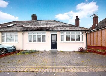 Thumbnail 2 bed semi-detached bungalow for sale in Westbourne Road, Bexleyheath, Kent
