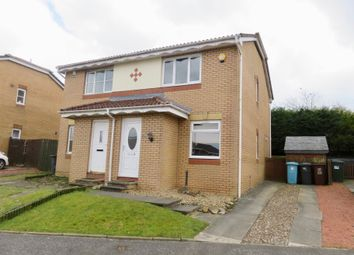 Thumbnail 2 bed semi-detached house for sale in Mcmahon Drive, Wishaw
