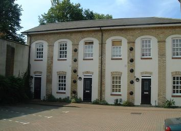 Thumbnail 2 bed end terrace house to rent in Sele Mill, Hertford