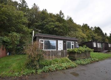 Thumbnail 2 bed mobile/park home for sale in Plas Panteidal, Aberdyfi, Gwynedd