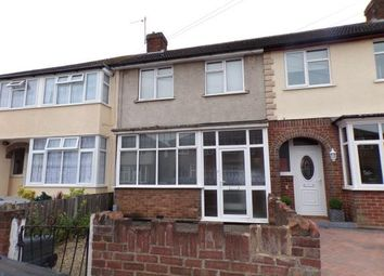 Thumbnail 3 bed terraced house for sale in Hazelwood Road, Bedford, Bedfordshire