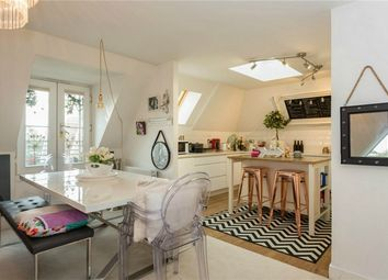 Thumbnail 2 bedroom flat for sale in 5 Saxon Court, High Street, Iver, Buckinghamshire