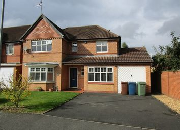 Thumbnail 4 bed detached house for sale in Daurada Drive, Stafford