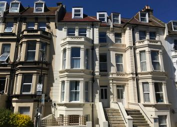 Thumbnail 1 bed flat to rent in Cornwallis Terrace, Hastings