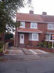 Thumbnail 3 bed semi-detached house to rent in Rookery Road, Swinton, Rotherham
