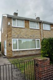 Thumbnail 3 bed semi-detached house to rent in 53 Abbey Road, Dunscroft, Doncaster, South Yorkshire