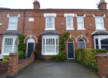 Thumbnail 4 bed terraced house for sale in Lonsdale Road, Harborne, Birmingham