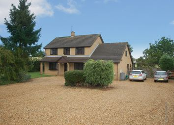Thumbnail 4 bed detached house for sale in Whale Drove, Whaplode Drove, Spalding