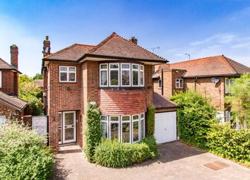 Thumbnail 3 bed detached house for sale in Brancepeth Gardens, Buckhurst Hill