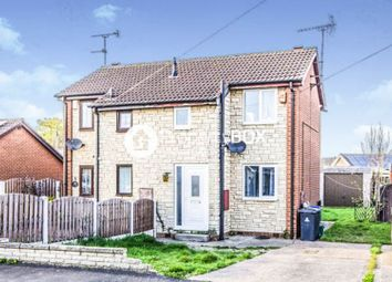 Thumbnail 2 bed semi-detached house for sale in Askern, Doncaster