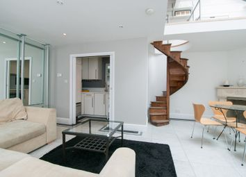 Thumbnail 1 bed duplex to rent in Charlton Place, London