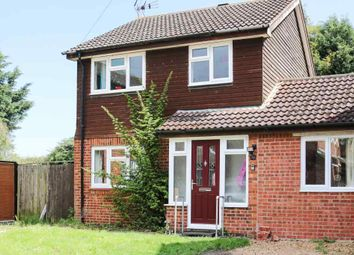 Thumbnail 4 bed link-detached house for sale in The Paddock, Somersham, Huntingdon