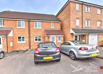 Thumbnail 3 bedroom semi-detached house for sale in Columbia Road, Broxbourne, Hertfordshire