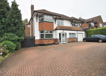 Thumbnail 5 bed detached house to rent in Bishops Avenue, Northwood, Middlesex